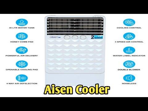 Aisen Air Cooler for Home Office A35DMH600 2 Year warranty#short#LG #Haier#voltas#havells#OG#IFB