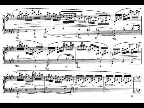 Chopin's Op.25 No.5 (Wrong Note) Etude Audio + Sheet Music
