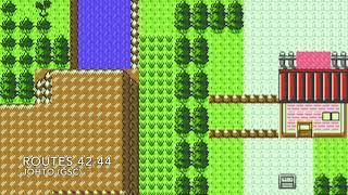 All Pokemon Game Themes - Routes