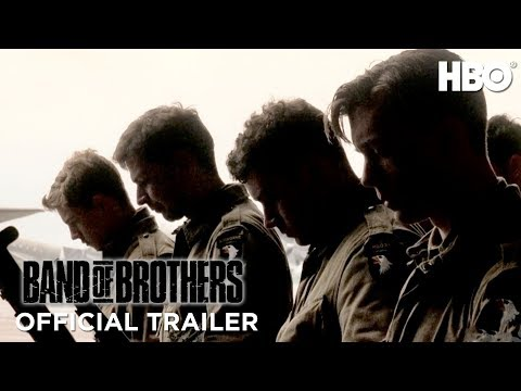 'It's Been A Long War, It's Been A Tough War' Trailer | Band Of Brothers | HBO Classics