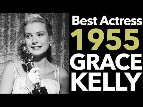 1955  Grace Kelly Defeats Judy Garland for Best Actress