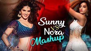 Sunny VS Nora Mashup / New Bollywood Party Mashup 2021 / Dj K21T / Sajjad Khan Visuals