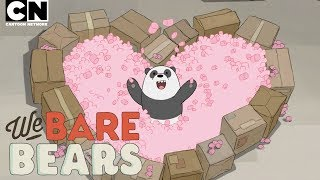 We Bare Bears | The Road | Cartoon Network