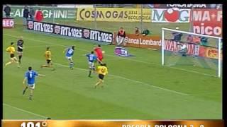 Roberto Baggio - Gol Brescia