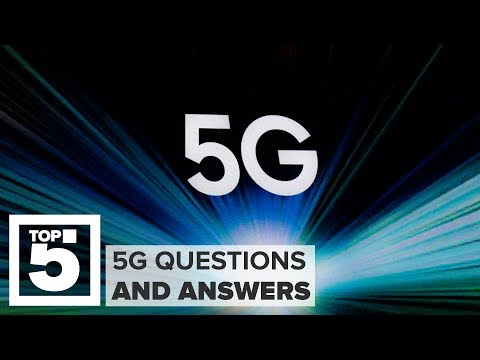 5G: What you need to know (CNET Top 5)