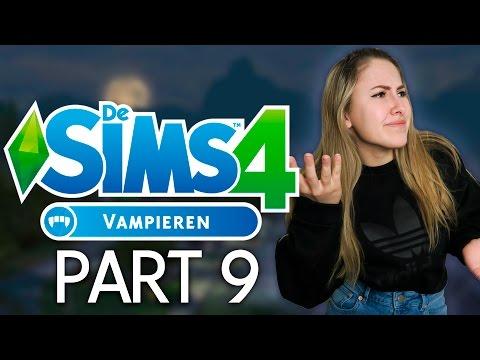 ALLES GEBEURT TEGELIJK! - De Sims 4: Vampieren - Part 9