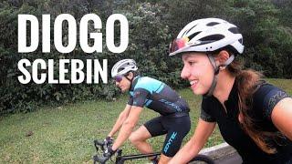 Entrevista com o triatleta olímpico Diogo Sclebin