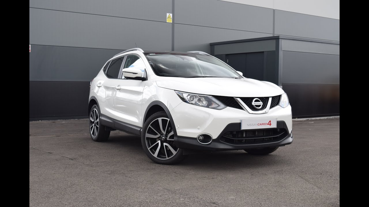 Wessex garages used nissan qashqai tekna 1 6 dci at for Garage nissan qashqai