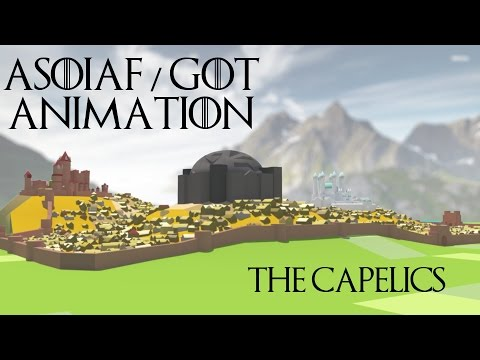 A Song of Ice and Fire | Game of Thrones Animation