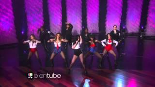 Fifth Harmony - Sledgehammer (Live in The Ellen DeGeneres Show)