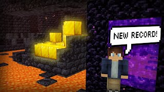 Minecraft Speedrun world record fails and wins montage | Minecraft World Record Run Fails