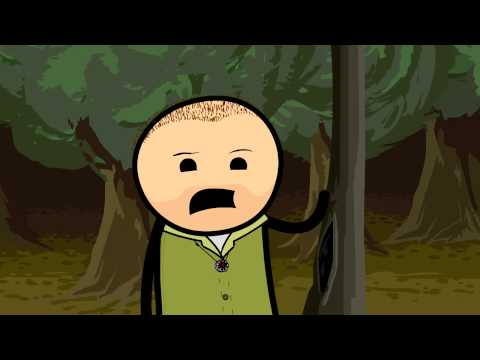 Ted Bear - Cyanide & Happiness Shorts