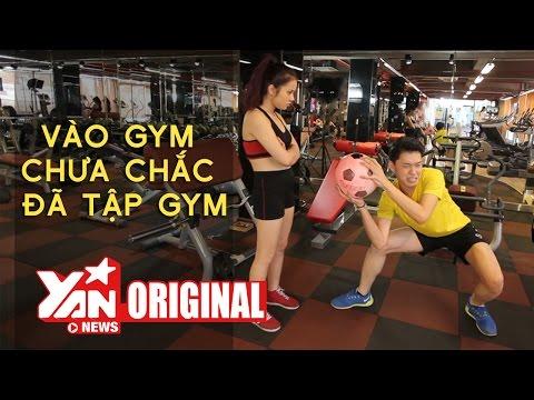 OTO: Các Kiểu Người Trong Phòng Tập Gym