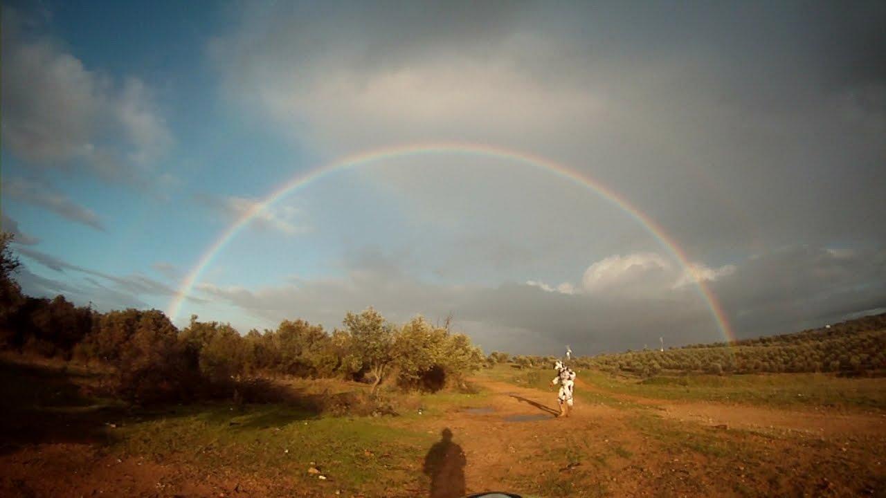 Realistic Rainbow