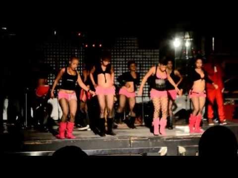 Tanzanian danse in night bars