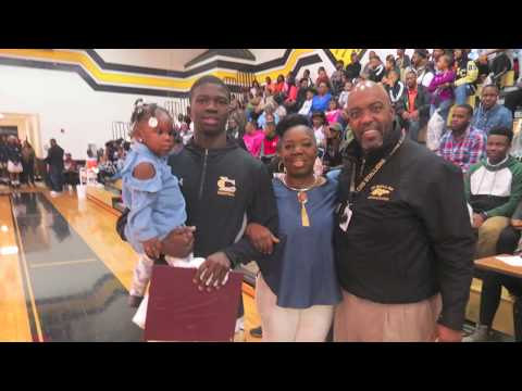 *2018 Senior Night Lee Central High School