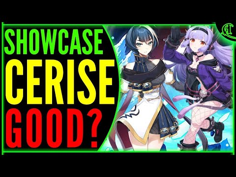 Cerise Arena Showcase With C Dom Epic Seven Pvp Epic 7 Gameplay E7 Speed Hit Build Youtube