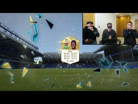 FIFA 16 - PELE IN A PACK PRANK!!!