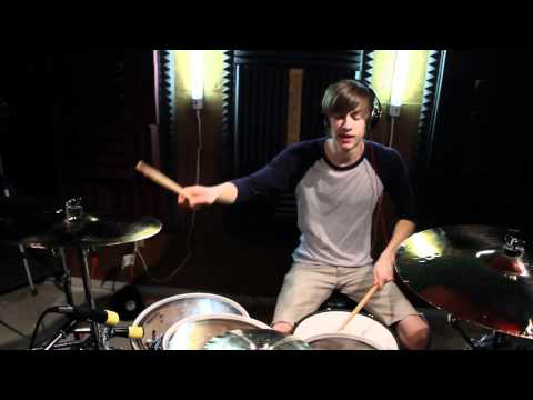 Luke Holland - Texas In July - Magnolia Drum Cover