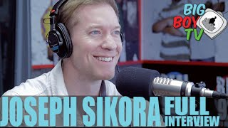"""Joseph Sikora Chats About """"Power"""", Threesomes, And More! (Full Interview) 