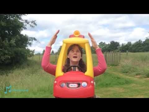Shotgun (George Ezra) - Makaton Sign Language