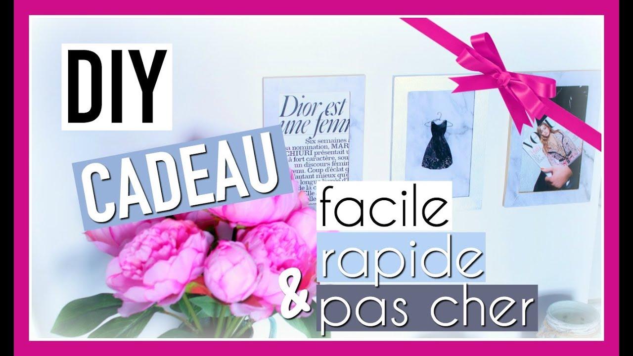 DIY NOËL : CADEAU Mixte Facile, Rapide & Pas Cher ! (diy challenge ...