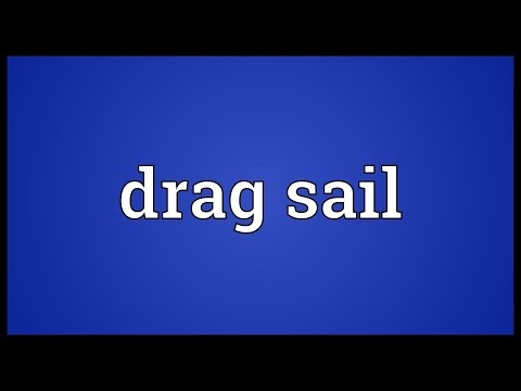 Header of drag sail