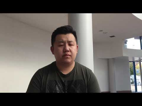 Post match interview with Sanderson Lam after his 5-2 victory over Thepchaiya Un-Nooh