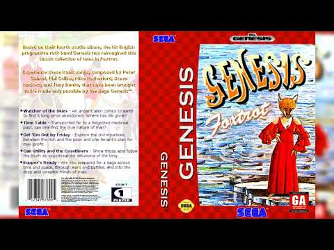 Supper's Ready - Foxtrot (Sega Genesis)