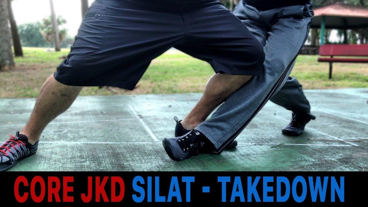 Silat Takedown In Flow—Core JKD Silat vs Big Dave