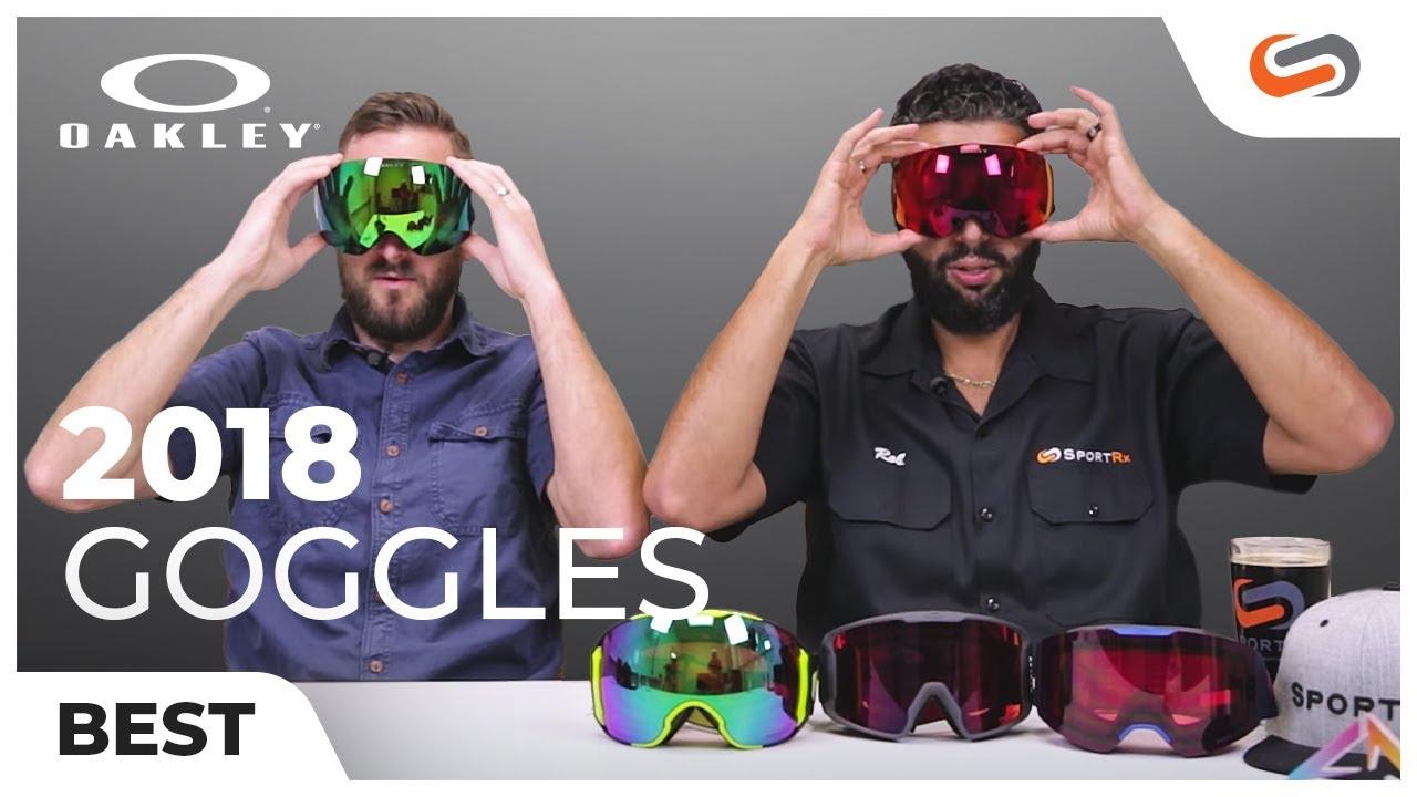 39fb18d6ad5e Best Oakley Goggles 2017-2018