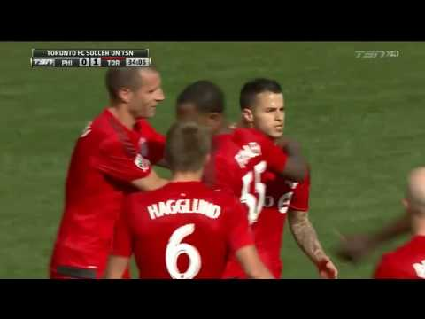 Sebastian Giovinco top 10 goals for Toronto Fc