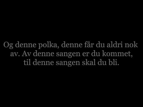 Kaizers Orchestra - Begravelsespolka lyrics