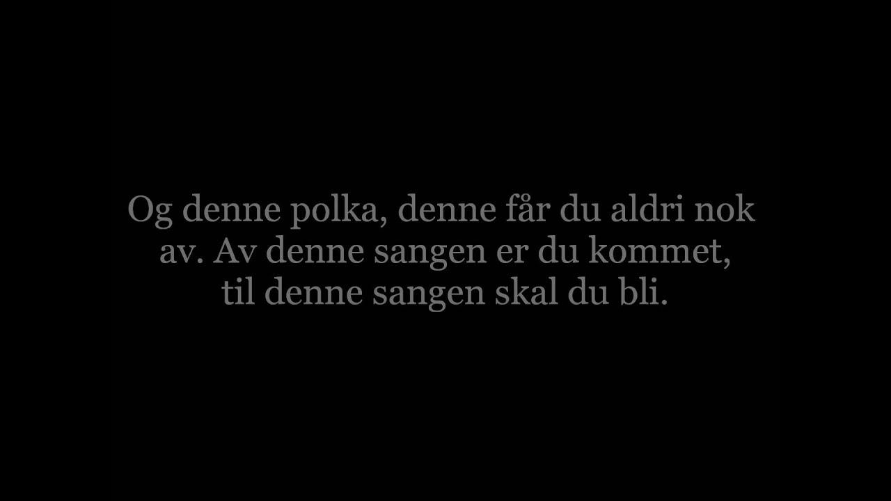 Kaizers Orchestra - Begravelsespolka lyrics - YouTube