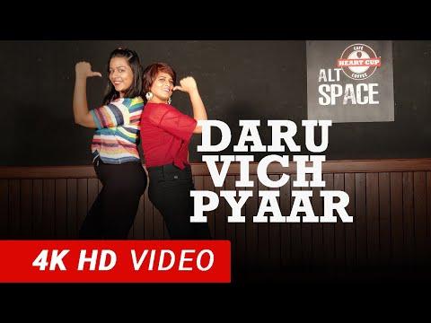 BOLLYWOOD Dance Fitness Choreography   Daru Vich Pyaar   Vijaya Tupurani   Guest In London