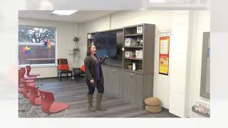 NWSRA Programming Space at Wheeling Tour