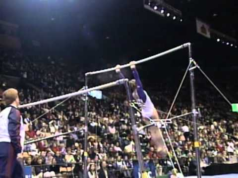 Courtney Kupets - Uneven Bars - 2003 Visa American Cup