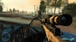 Sniper: The Manhunter - Part 10, Walking the Cosmodrome