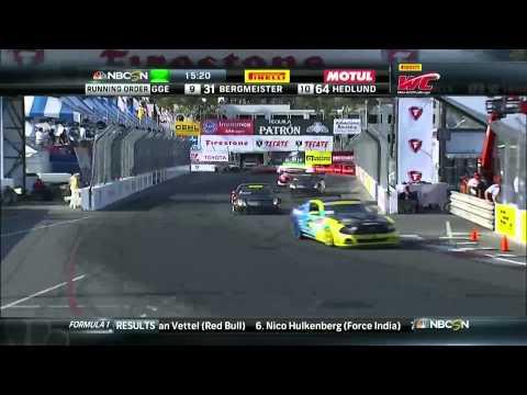 2014 Pirelli World Challenge at Long Beach on NBC Sports Network