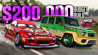 Need for Speed HEAT - RUINING Each Other's Cars! - $200,000 Budget Build TWIST!