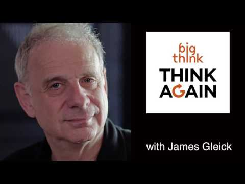 James Gleick - Think Again Podcast - TIme Travel/Everything All at Once