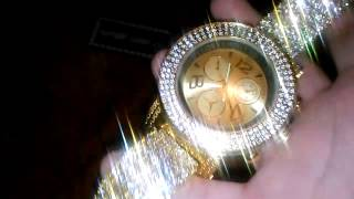 Hiphopbling review iced out watch