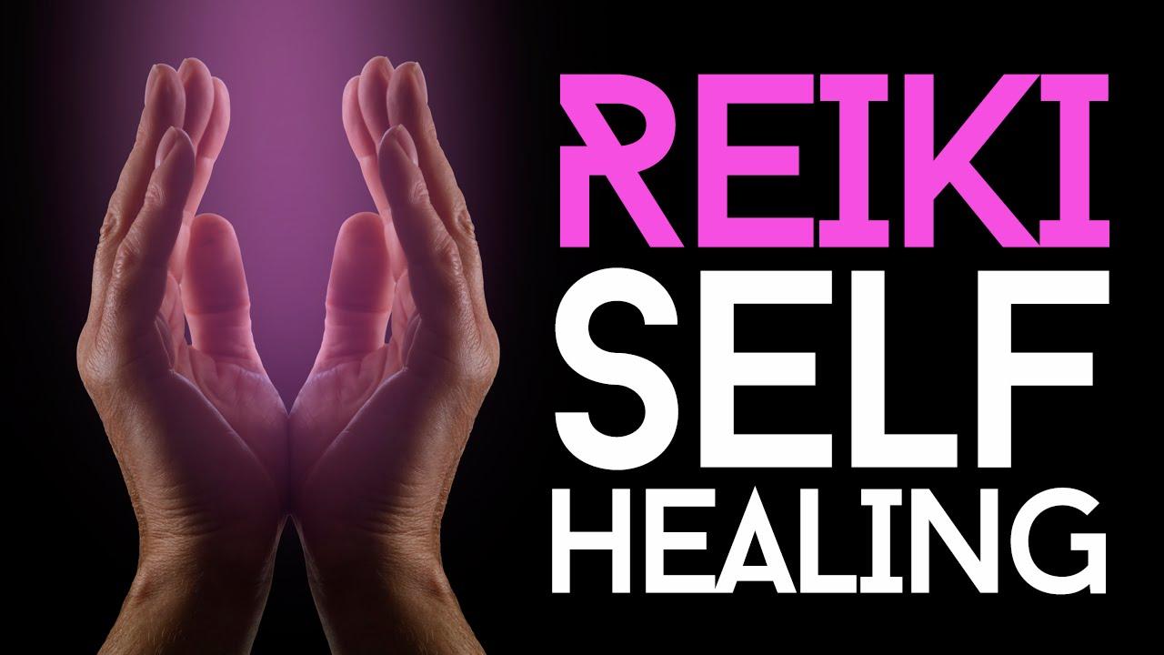 reiki self healing hand positions pdf