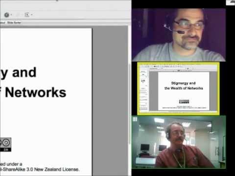 John Graves - Stigmergy & Wealth of Network