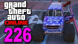 Grand Theft Auto 5 Multiplayer - Part 226 - MONSTER TRUCK!! (GTA Online Let