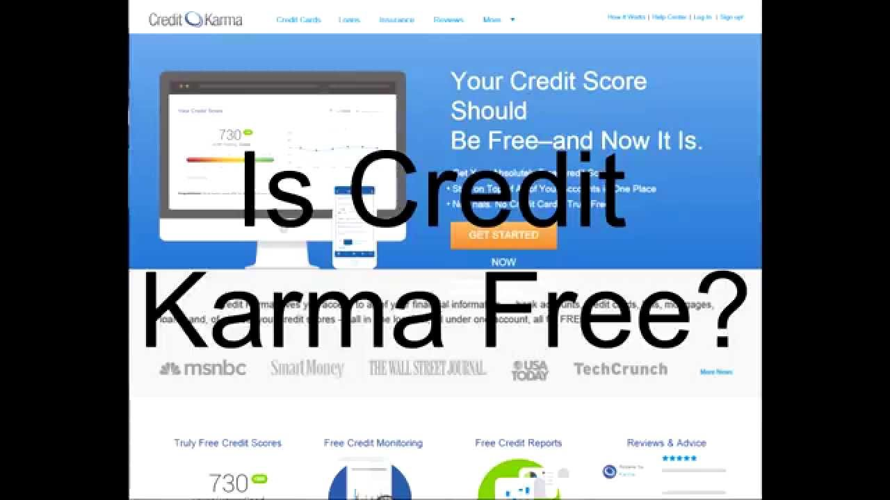 Why is Credit Karma Free - YouTube