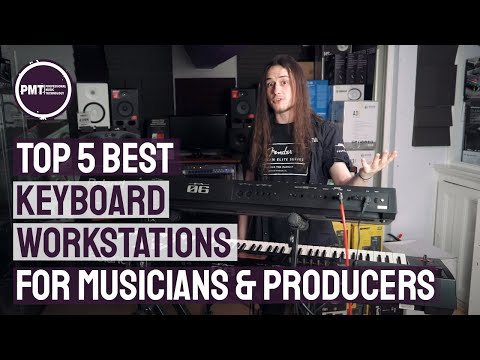 top-5-best-keyboard-workstations-for-musicians-&-producers