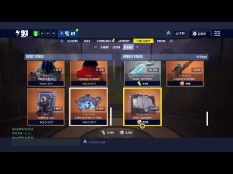 Fortnite Item Shop Today March 27 2019 Fortnite Aimbot On Mac