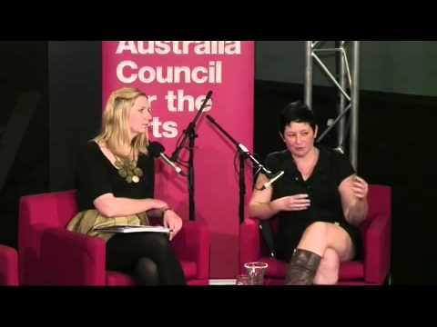 arts audiences online   Industry Forum clip4