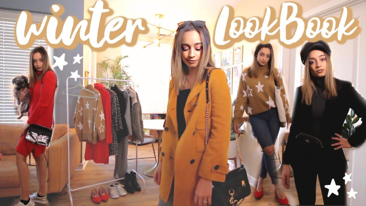 Winter Outfit Lookbook! 5